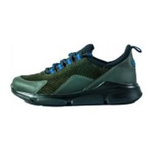 Кроссовки подростковые MIDA 31371-414 темно-зеленые