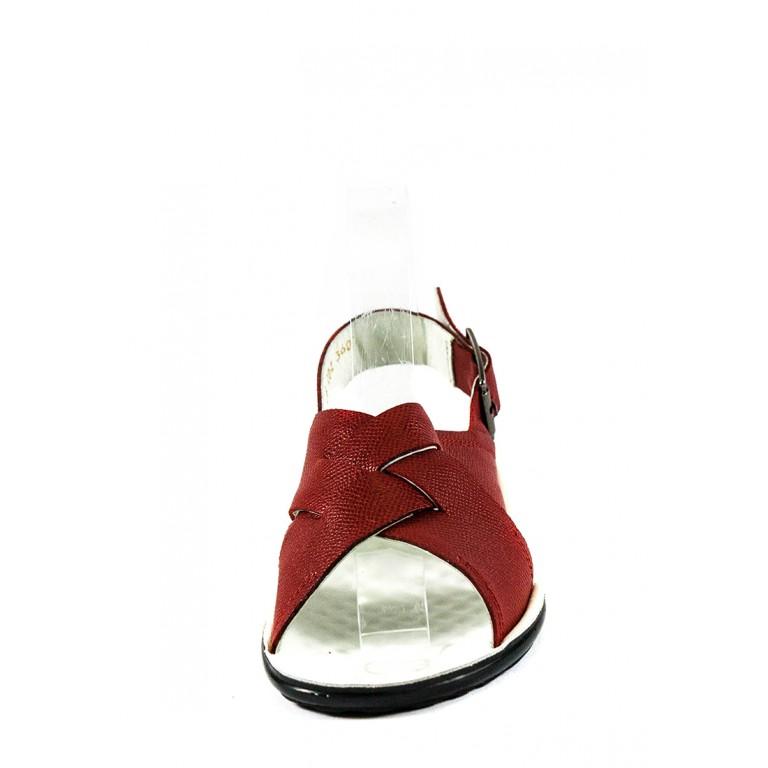 Босоножки женские TiBet 202-02-56134 красные