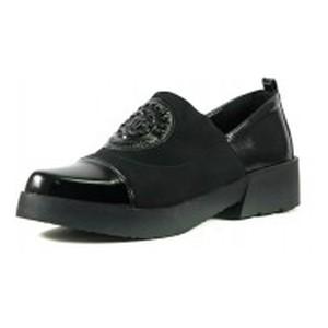 Слиперы женские Elmira L5-138T черные