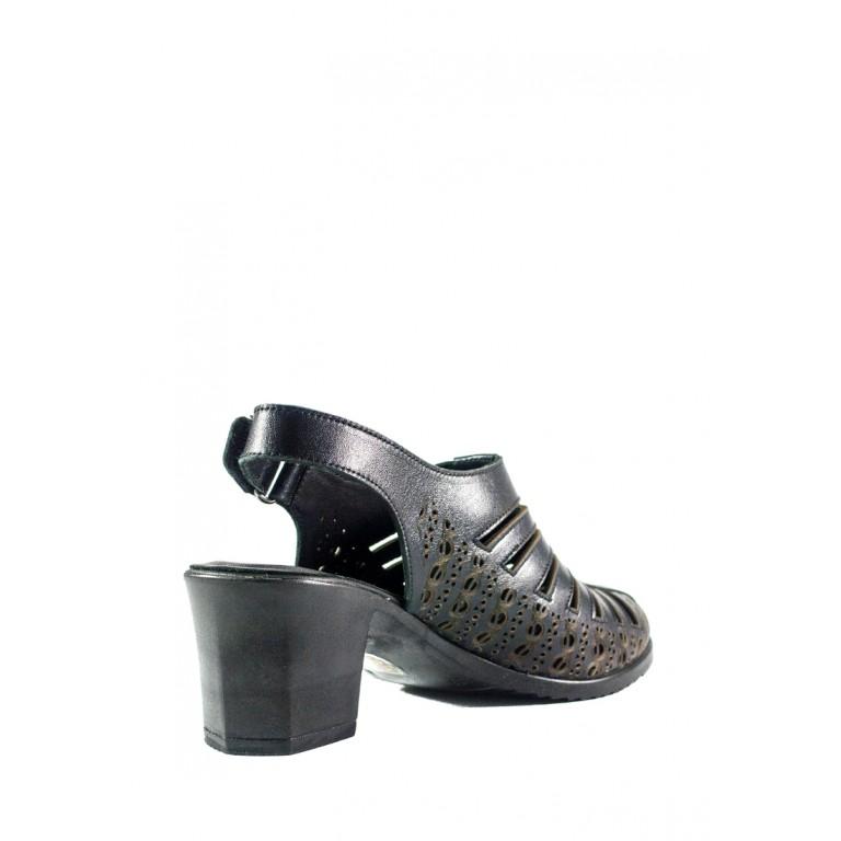 Босоножки женские летние Anna Lucci СФ 86-03-273 черные
