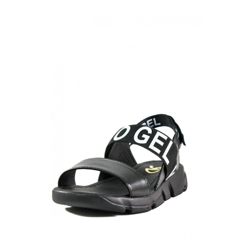 Сандалии женские SND 22588-2 черные