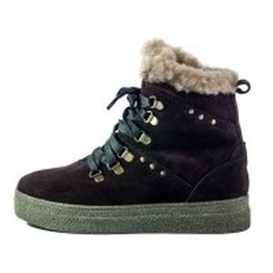 [:ru]Ботинки зимние женские MIDA 24877-658Ш бордовые[:uk]Черевики зимові жіночі MIDA бордовий 18812[:]