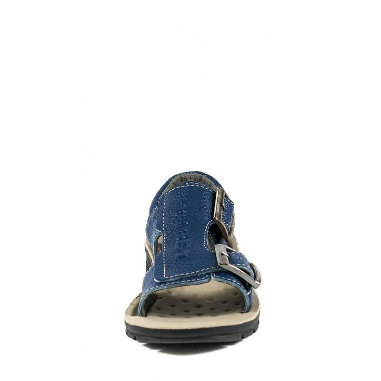 Сандали подростковые TiBet 009 синие