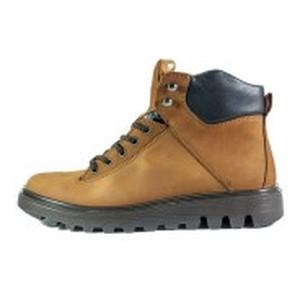 Ботинки зимние мужские  MIDA 14393-82М коричневые