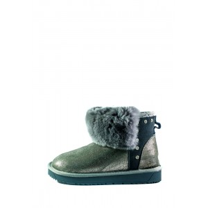 Угги женские Allshoes СФ 6911 серые