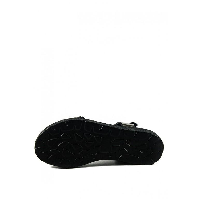Босоножки женские Sopra СФ JK61165-6 металлик