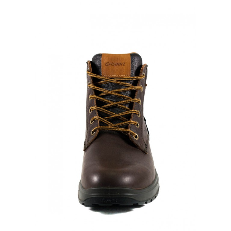 Ботинки зимние мужские Grisport 43707O12TN коричневые