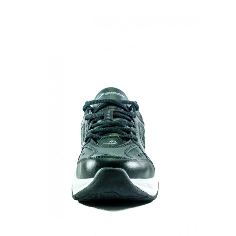 Кроссовки мужские Demax А3326-2 черные