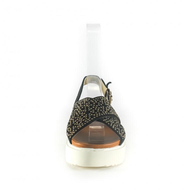 Сандалии женские Sopra JK606-5 черные
