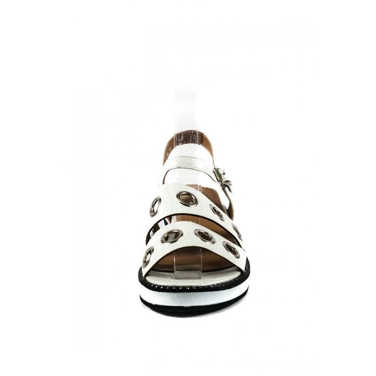 Сандалии женские Sopra СФ W18-6638 белые