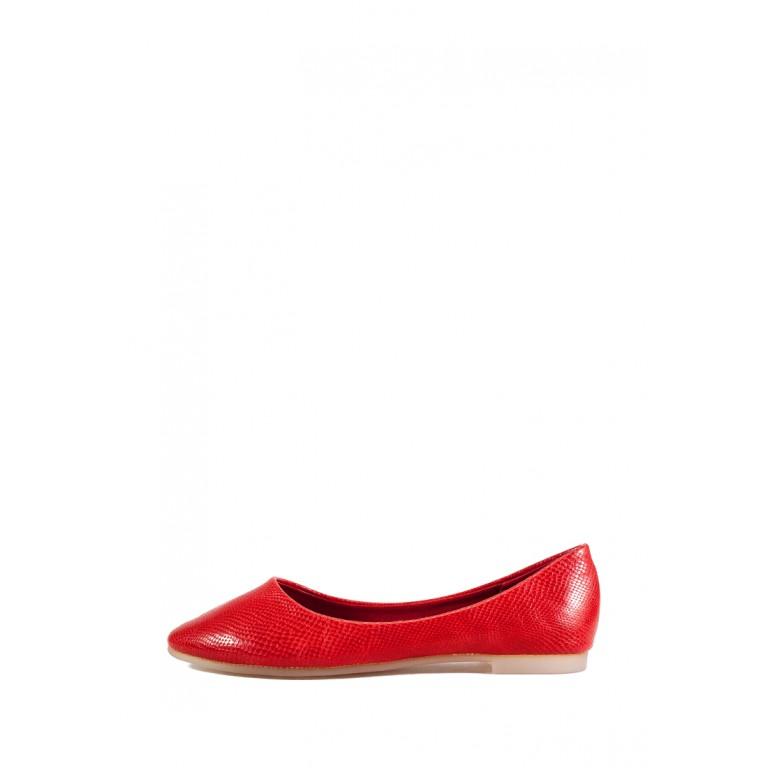 Балетки женские летние Sopra СФ 1682-1 красные
