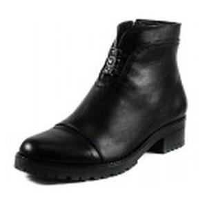 Ботинки демисезон женские Lonza L-2452-1193L черные