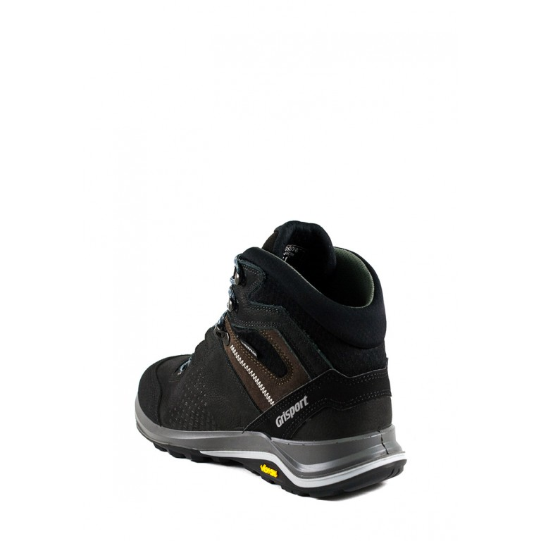 Ботинки зимние мужские Grisport 14321C9T черные