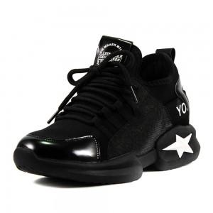 Кроссовки женские Lonza FLM81860 черные