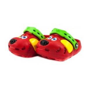 Сабо дитячі Jose Amorales червоний 12261