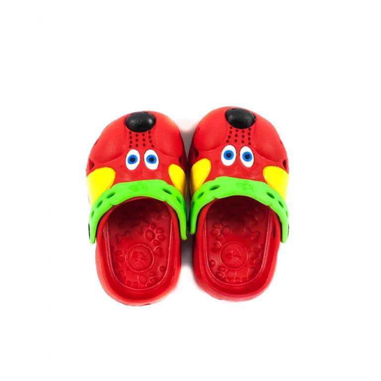 Сабо детские Jose Amorales 118052 красные