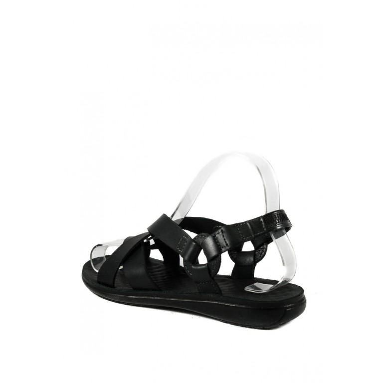 Сандалии женские TiBet 275-03-01 черные