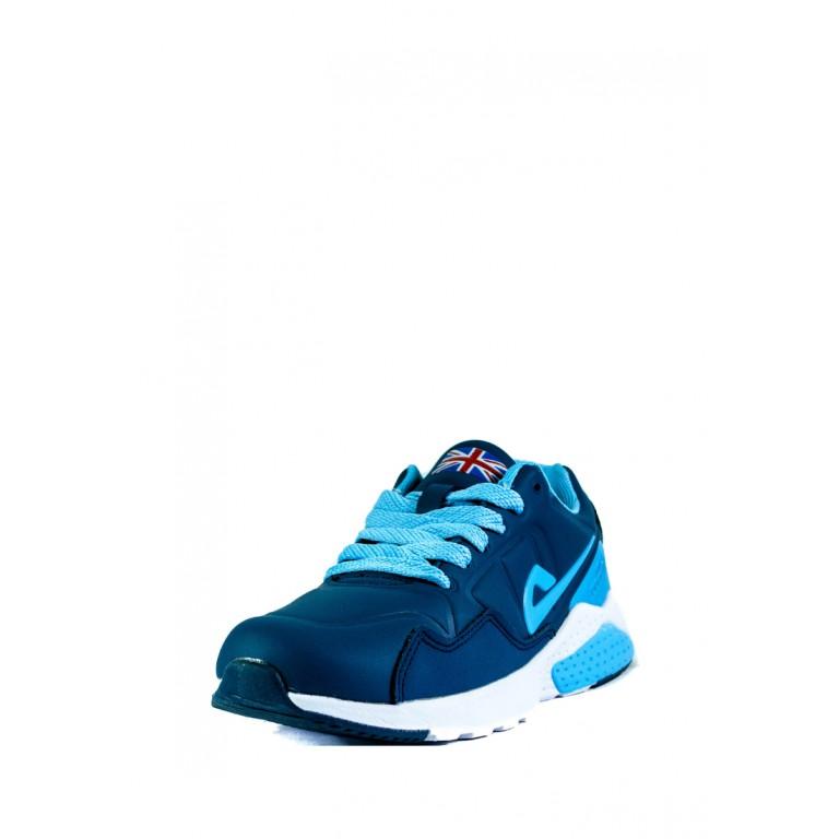 Кроссовки женские Demax B3315-3 синие