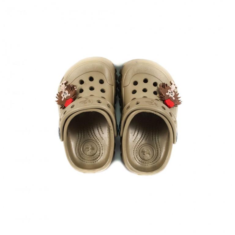 Сабо детские Jose Amorales 118006 светло-коричневые