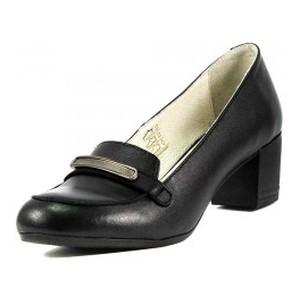 [:ru]Туфли женские MIDA 21713-1 черная кожа[:uk]Туфлі жіночі MIDA чорний 15084[:]