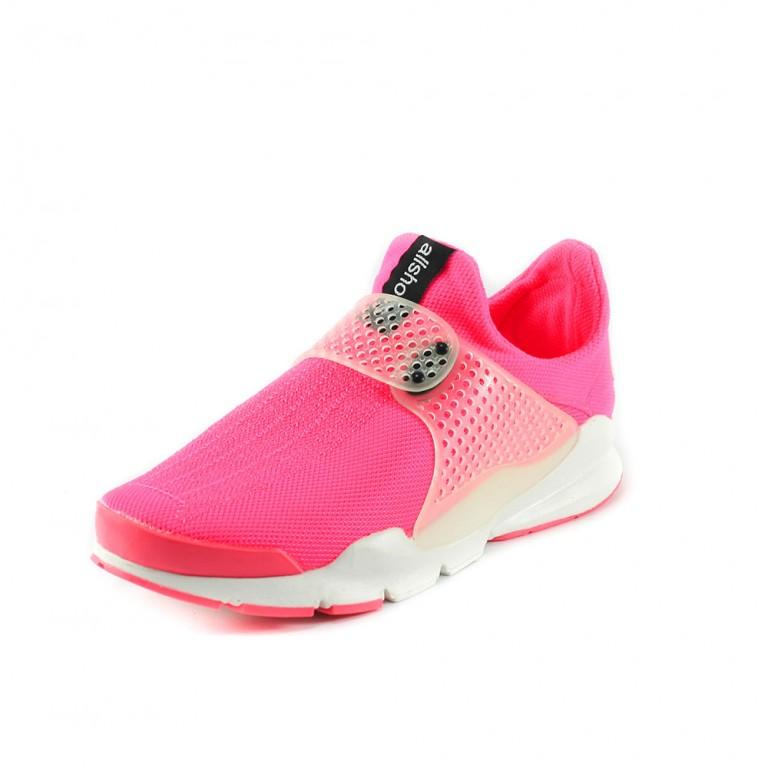 Кроссовки женские Allshoes ТВ206 розовые