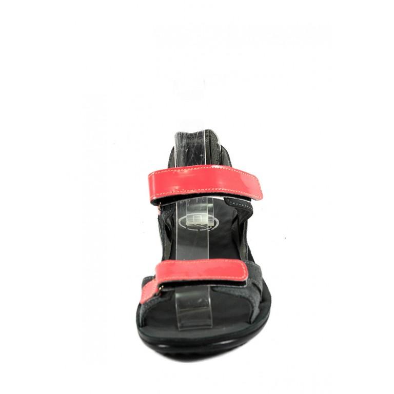 Босоножки женские TiBet 495-54-23-13 серые