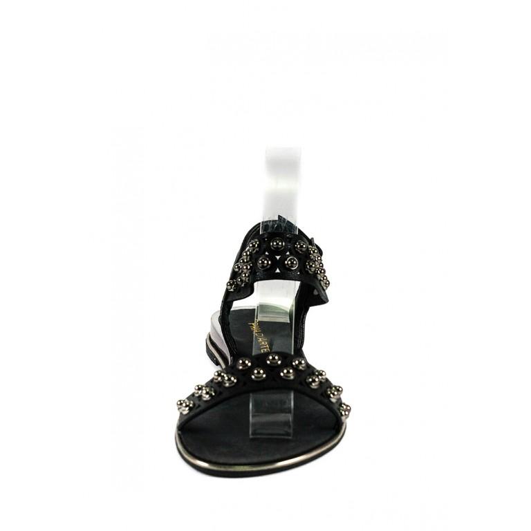 Босоножки женские Prima D'arte HR-8Y8626-8 черные