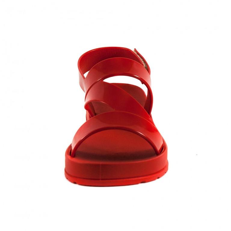 Сандалии женские Zaxy 17598-90062 красный глянец