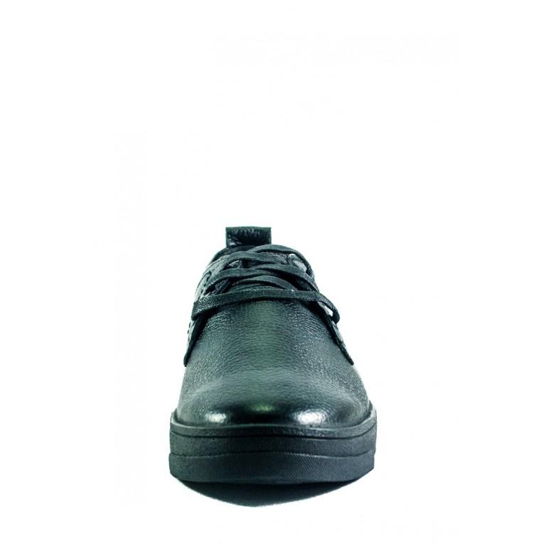 Кеды мужские MIDA 110953-16 черные