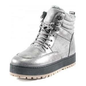 Ботинки зимние женские Sopra GB-8007 серые