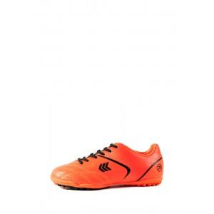 Бутсы для мальчиков Restime DDB19092 оранжевые