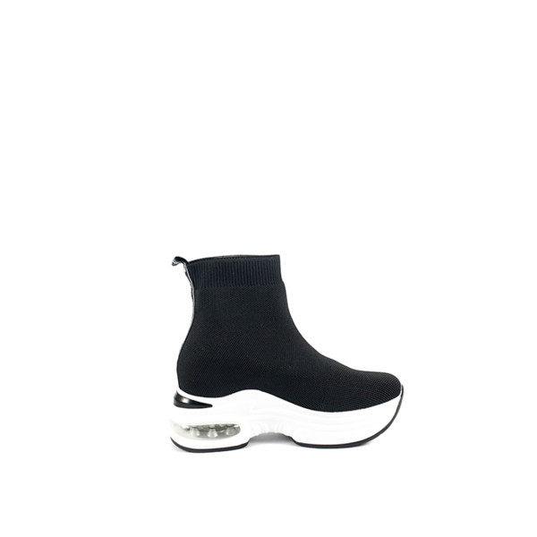 Кроссовки женские Lonza HLNF518 черные