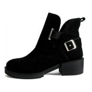 Ботинки демисезон женские CRISMA CR1817 черные-2