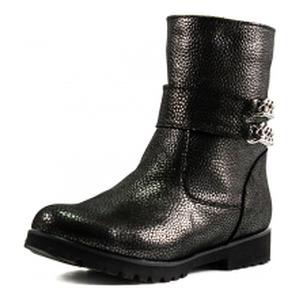 [:ru]Ботинки зимние женские SND SDZ26 серая кожа[:uk]Черевики зимові жіночі SND сірий 13572[:]