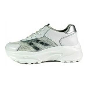 Кроссовки женские Allshoes СФ 19В086 белые