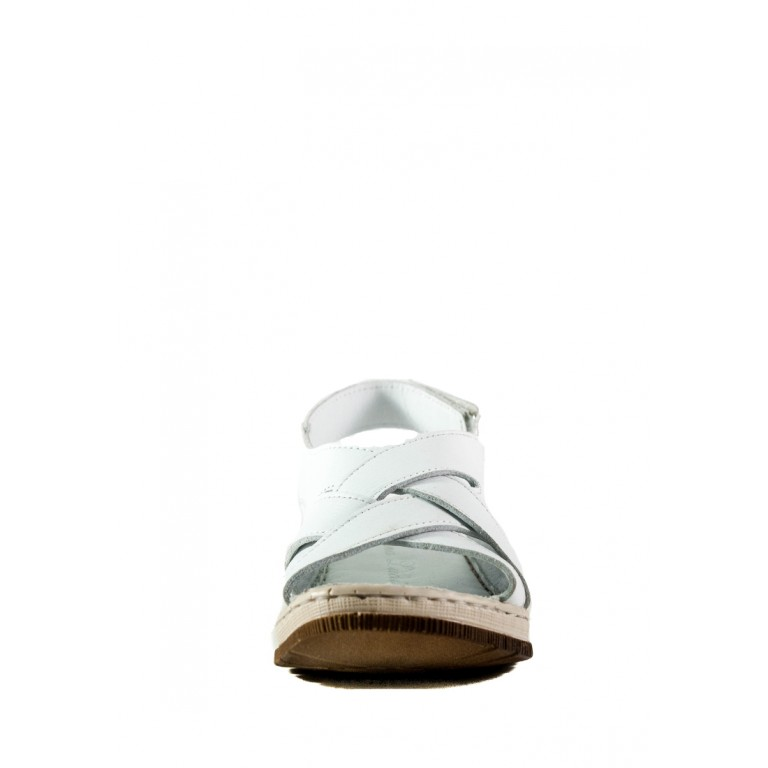 Босоножки женские летние Anna Lucci СФ 2090 белые