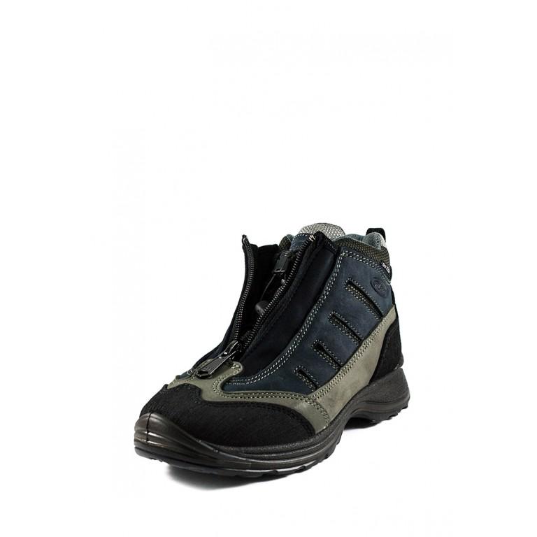 Ботинки зимние мужские Grisport 11389N4T-1 сине-серые