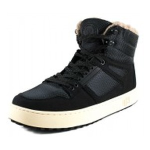 Ботинки зимние мужские Tesoro 198030-22-01 черные