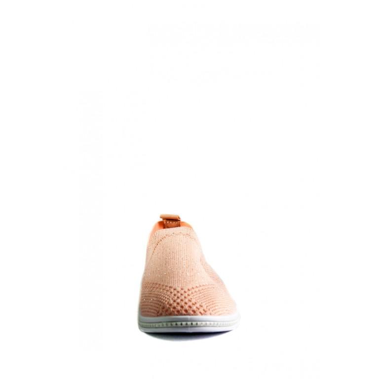 Мокасины женские Sopra СФ 93-60 розовые