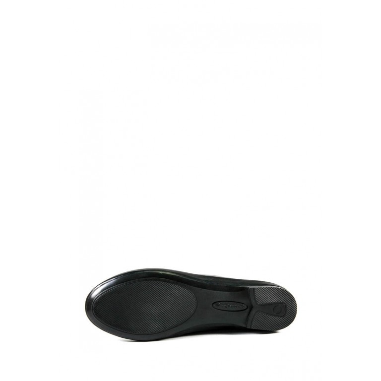 Балетки женские летние SND 12692-2 черный