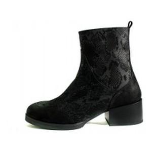 Ботинки демисезон женские CRISMA CR2123 черные