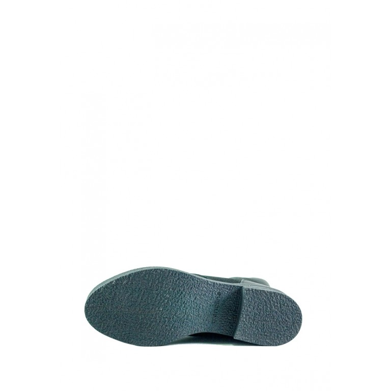 Сапоги зимние женские MIDA 24691-31Ш черные