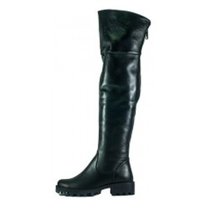 Ботфорты зимние женские Lonza SD ВБТН-1 чк черные