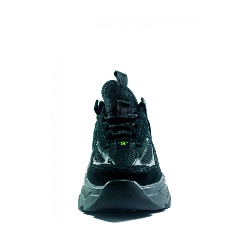 Кроссовки женские Lonza HLN29021 черные
