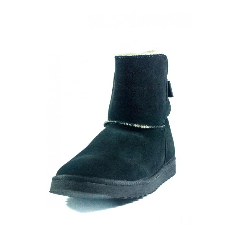 Угги женские Inblu EY-1X черные