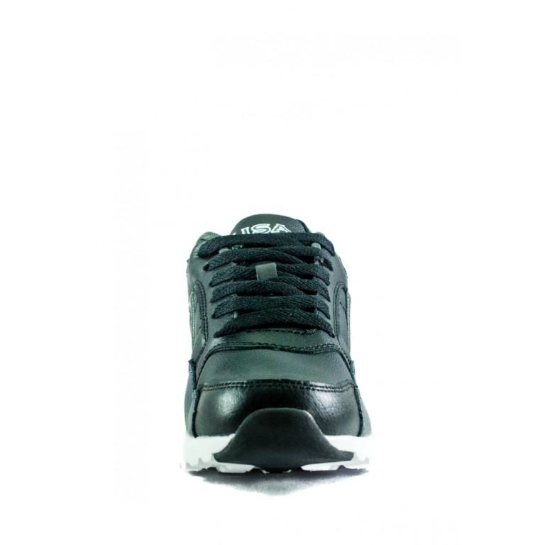 Кроссовки мужские Demax A3316-2 черные