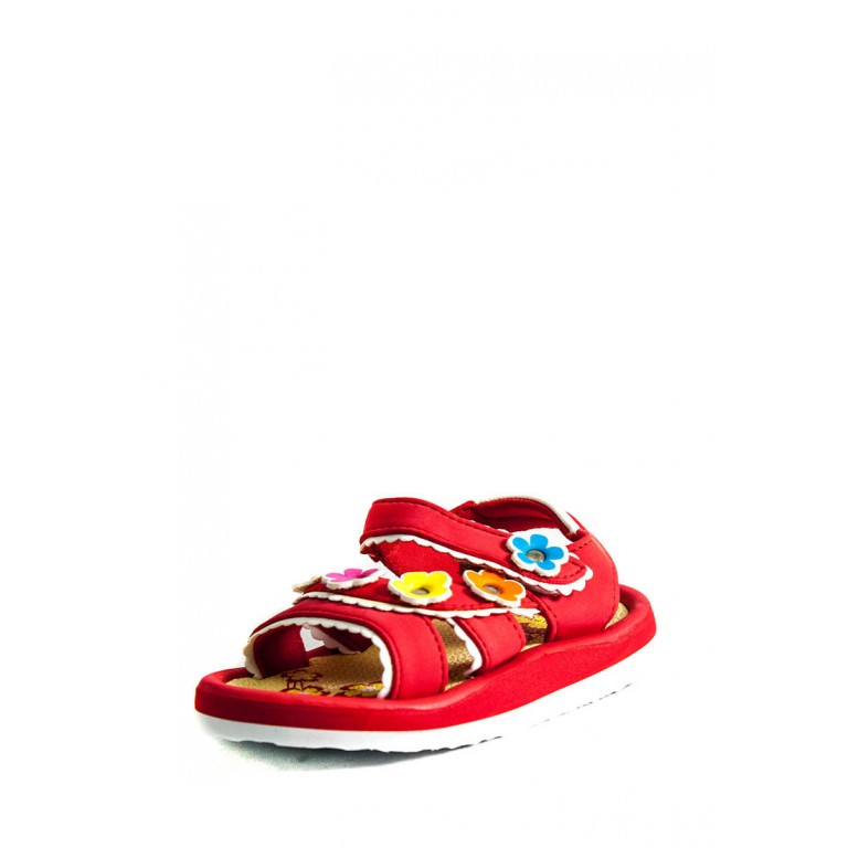 Сандалии детские Bitis BGS-15941 красные
