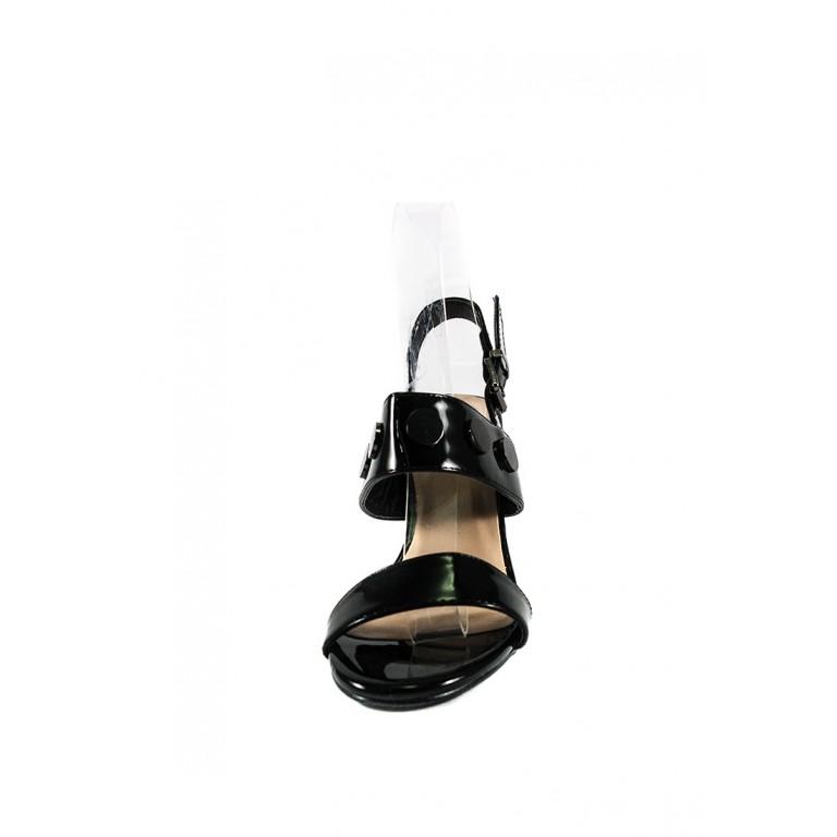 Босоножки женские Sopra СФ 8676W-3 черные