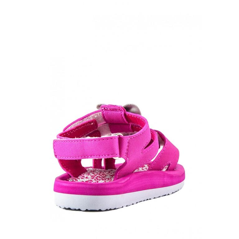 Босоножки детские Bitis 20943-S розовые