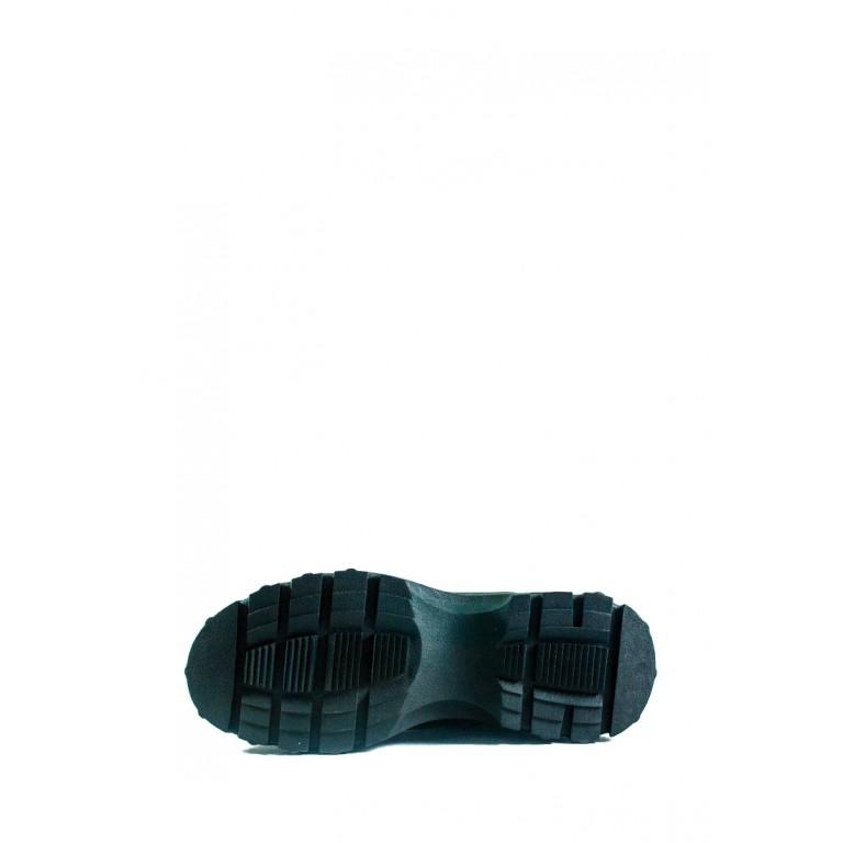Ботинки зимние женские Lonza СФ 3951-N581 бордовые